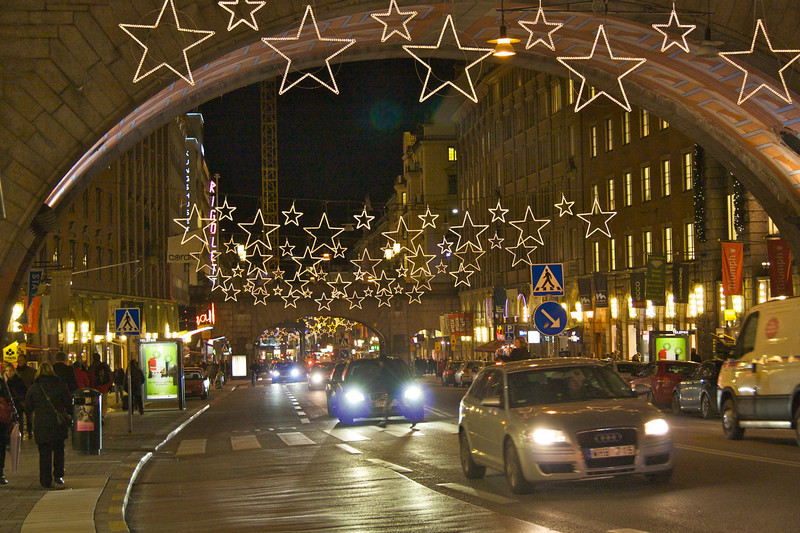 Stockholm Christmas Decorations