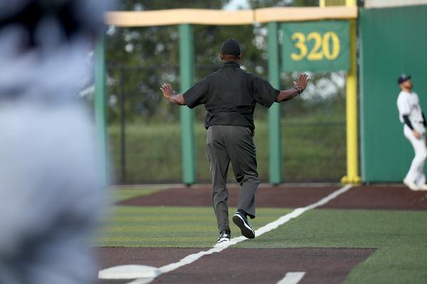 American Association Umpires Cleburne Games 11-20 2021