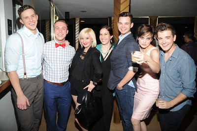 7-25-2014 Uptown Boy From Oz Reception