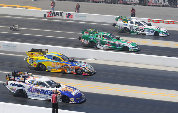 NHRA 4 Wide (originals)