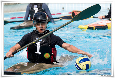 Canoe Polo - 獨木舟水球