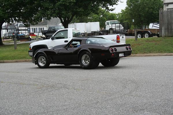Corvette's in Mechanicsville