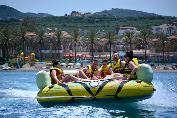 Inflatable Ride