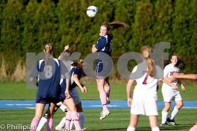 Girls Soccer vs NMH 10/22/2011