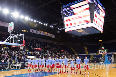MIAA Division 1 Boys Basketball State Finals 2016