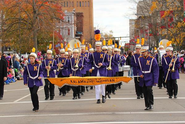 Marching Band - 11/9/13 - KCHS