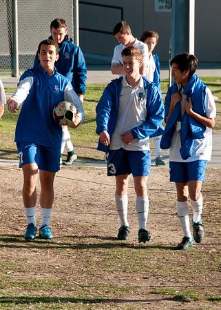 2016 - Boys Varsity Soccer vs Mater Dei
