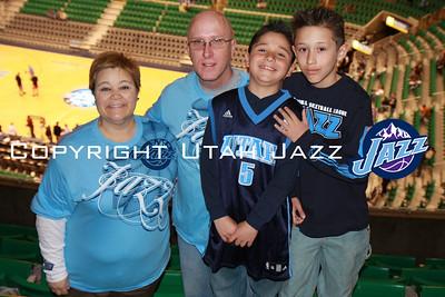 Jazz vs Rockets March 4, 2009