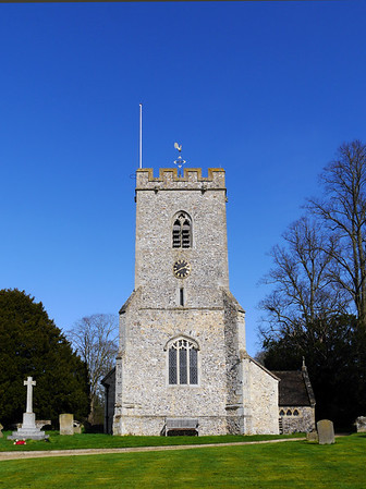 St Andrew, Church of England, The Street, South Stoke, RG8 0JS
