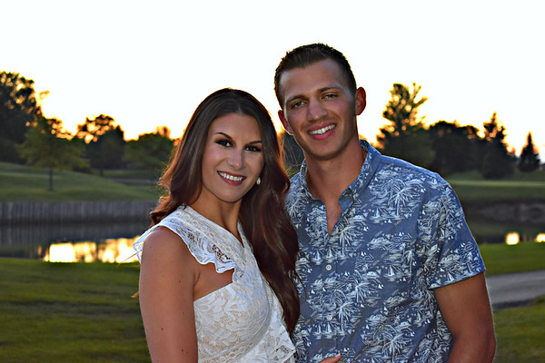 Katelynn and Lynden's Engagement Party 7/8/17