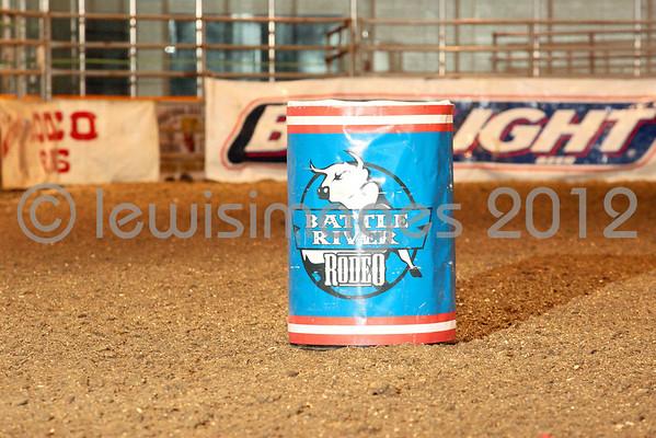 Tisdale Rambler Rodeo 2012 - Jackpot