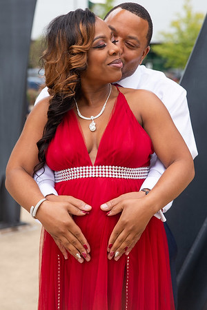 Christina x James Maternity Shoot