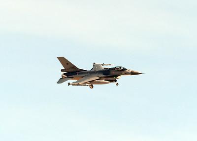 Royal Netherlands (Dutch) Air Force F-16