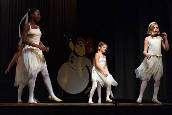 Greensleeves - 4th grade ballet