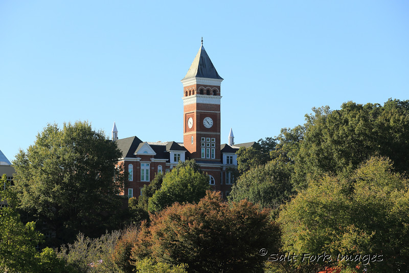 Tillman Hall - Clemson University - Clemson, SC