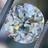 4.11ct Antique Cushion Cut Diamond, GIA N VS1 15