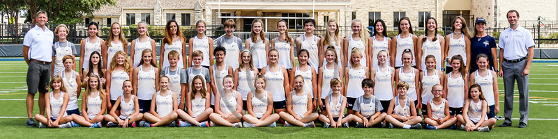 2019 Providence Cross Country