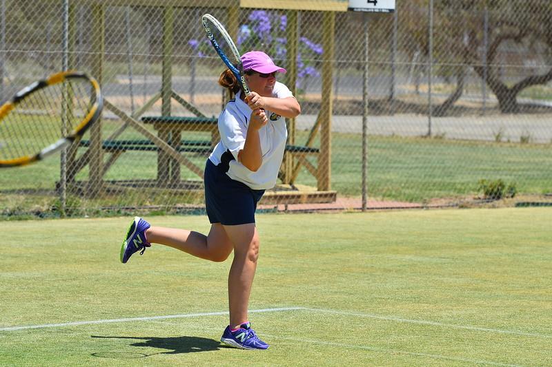 Riverland Tennis Div 1 Women Renmark v Barmera (Round 6)