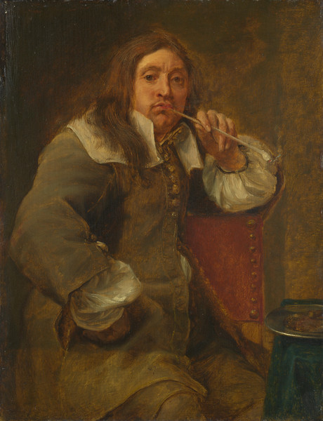Smell (Portrait of Lucas Fayd'herbe)