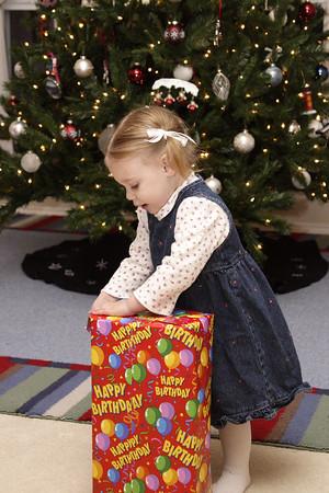 Mary's 2nd Birthday
