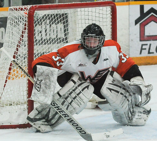Winkler Flyers vs Selkirk Steelers