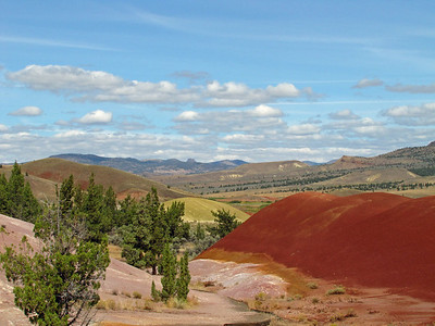 John Day Fossil Beds NM, Oregon