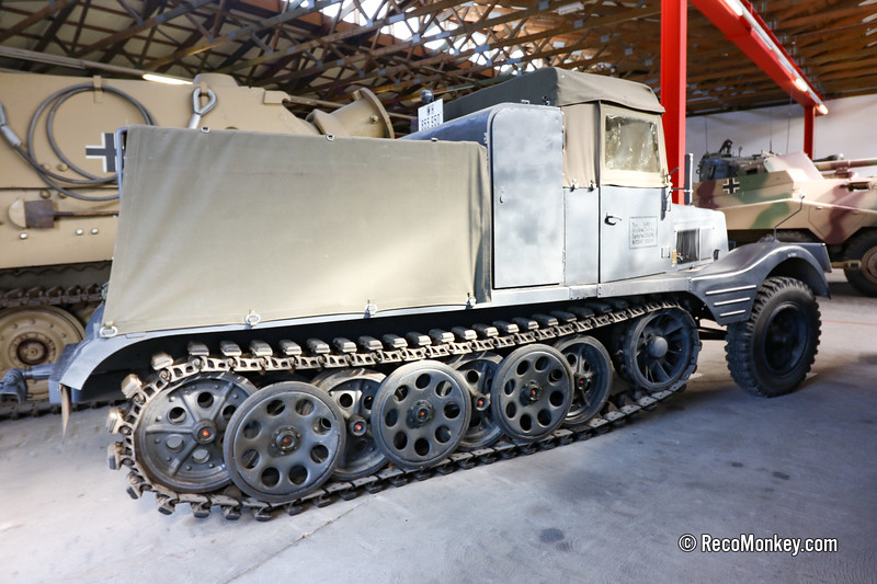 Sd.Kfz. 11/2 Entgiftungswagen