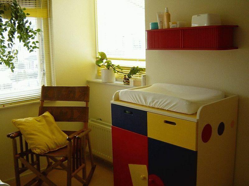 Baby room from the door