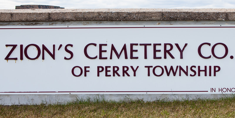 Zions Cem. - Perry Twp, Berks Co, PA