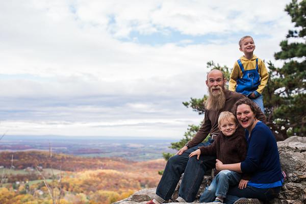 The Rau Family