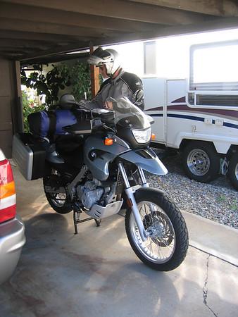 Sierra ride - September 2006