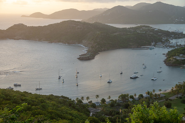 Antigua, Nelson's Dockyard English Harbour - November, 2018