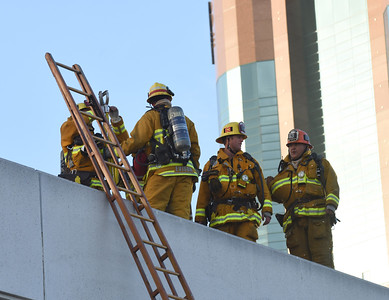 Wilshire Incident (LAFD)