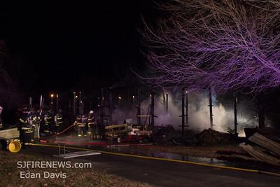 03-13-2014, Structure, Hopewell Twp. Cumberland County NJ, 19 Harmony Rd
