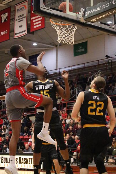 MBB vs. Winthrop University