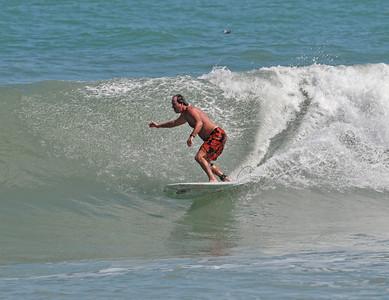 Surfing (Patricks) 9-25-08