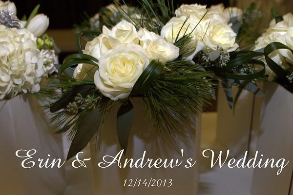 Erin & Andrew's Wedding