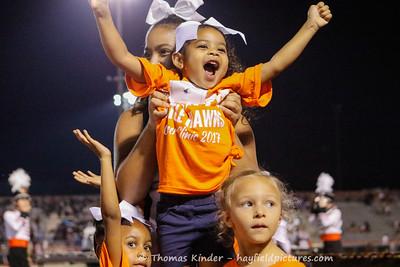 Varsity Cheer South County 9/22/17