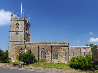 St Peter, Church of England, High Street, Hook Norton, OX15 5NH