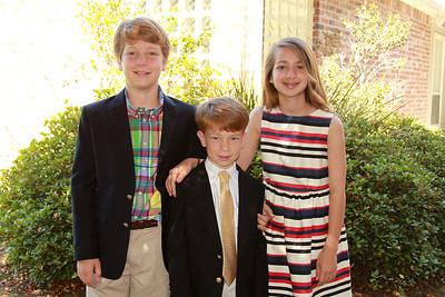 Gabe's First Communion   2014