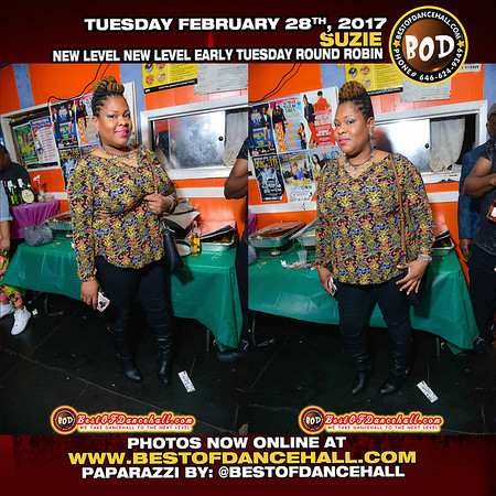 2-28-2017-BRONX-Suzie Early Round Robin New Level New Level