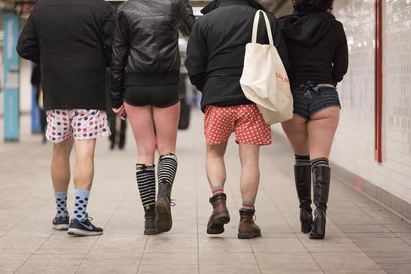 2018.01.07 Improv Everywhere: No Pants Subway Ride 17