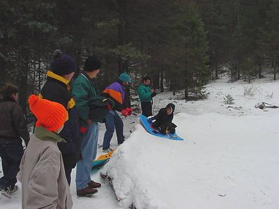 Winter Camp - Jan 2004 - Navajo
