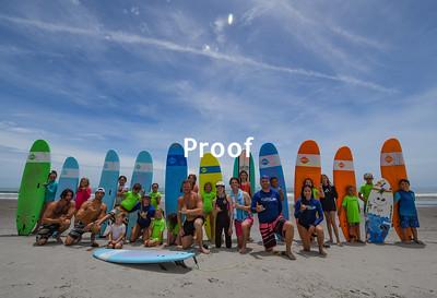 Ohana Surf and Art Camp Summer 2020