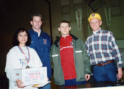 Turkey Trot 2002