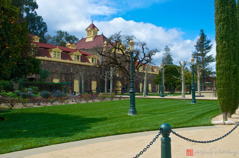 Rubicon Estate (formerly Inglenook), Rutherford, CA