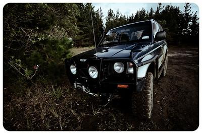 4WD Night Safari