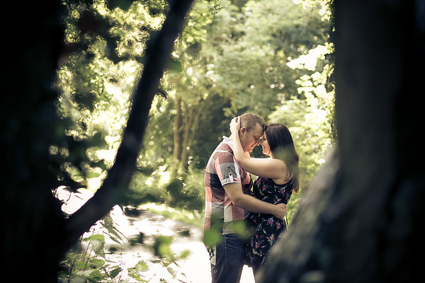 Natasha and Darren Pre Wed shoot