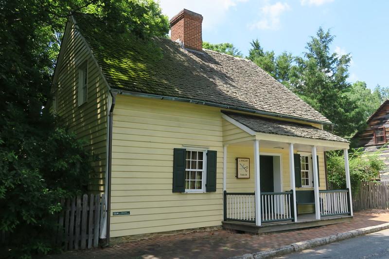 Hagen House (ca. 1816)