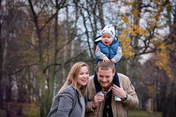 Eva, Dalibor a Alex